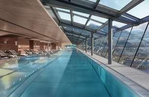 LEBENBERG Schlosshotel Kitzbühel Pool