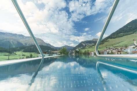 Pool - Mein Almhof / Nauders
