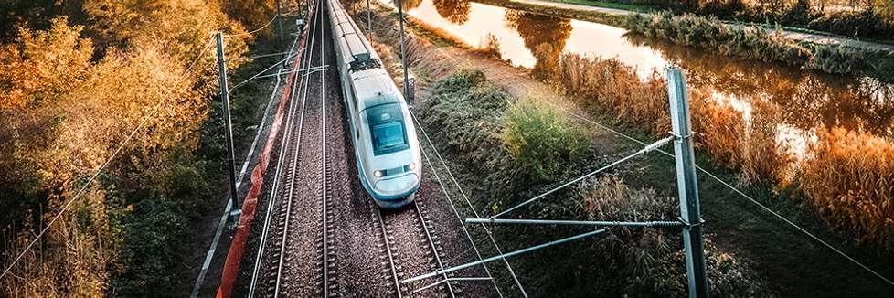 Urlaub mit der Bahn